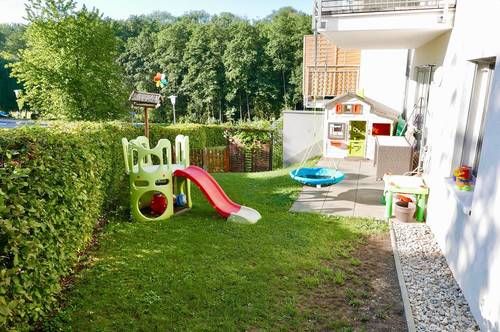Neuhofen - ruhig gelegene 3 ZI-Wohnung mit Eigengarten - PROVISIONSFREI