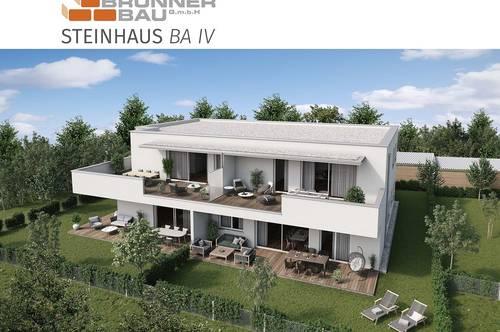 Steinhaus bei Wels - hier wohne ich gerne! - Helle Wohnung mit großem Balkon - jetzt informieren!