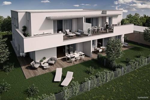 Zusperren und frei sein - Helle Wohnung mit großem Balkon in attraktiver Lage vor den Toren der Stadt Wels