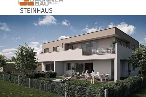 Verkaufsbeginn 2. Bauabschnitt - Steinhaus bei Wels - Wohnung mit sehr großem Balkon - jetzt informieren!
