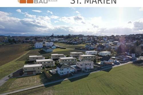 St. Marien - Doppelhaus mit großzügigen Freiflächen - Verkaufsstart
