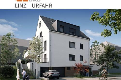 Linz | Urfahr - Wohnen in schöner Grünruhelage am Fuße des Aubergs - Neubau mit Lift - provisionsfrei