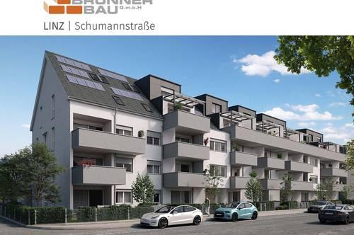 Linz | Wasserwald - hier wohne ich gerne! - Helle Wohnung mit großem Balkon - jetzt informieren!