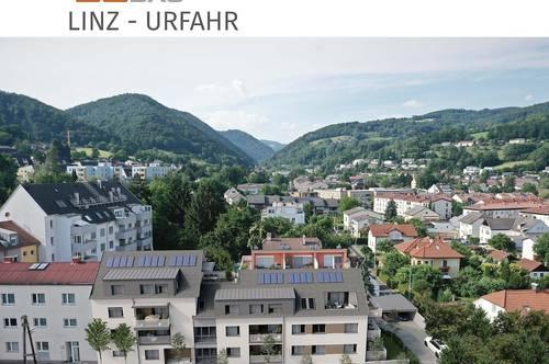 *NEU* - Linz   Urfahr - perfekte Anlegerwohnung mit südseitiger Loggia - Carport und Lift