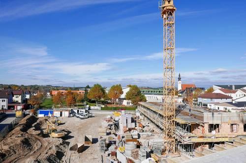"""Baubeginn erfolgt - """"Zeit für die schönen Dinge des Lebens"""" - Gunskirchen - traumhafte Dachterrassenwohnung"""