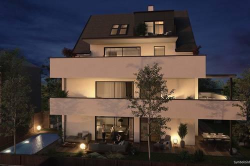 Neubau - Penthouse am Linzer Auberg mit großer Dachterrasse - jetzt informieren!