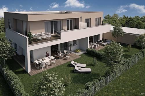 Verkaufsbeginn 3. Bauabschnitt - Steinhaus - Neubau - großzügige Gartenwohnung - jetzt informieren!