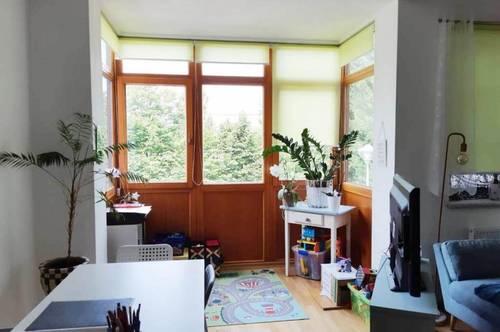 Lichtdurchflutete 3 Zimmer Mietwohnung mit großem Kellerabteil (ca. 12 m²) in Bisamberg!