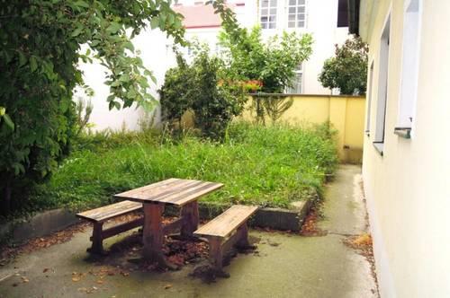 Kleines Haus mit Gartenbenützung Nähe Floridsdorfer Spitz!