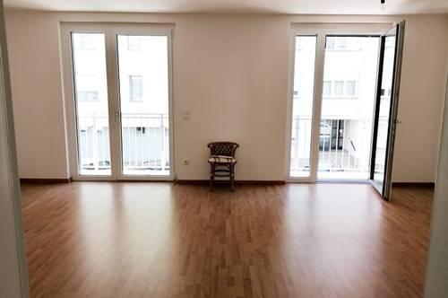 Erstbezug - helle 3 Zimmer Neubau-Mietwohnung