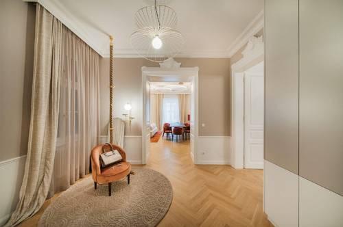 Exklusive Mietwohnung im Palais Abensperg-Traun