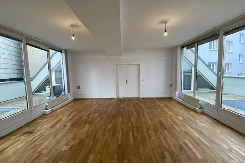 Neu sanierte 4- Zimmerwohnung in Alt-Hietzing
