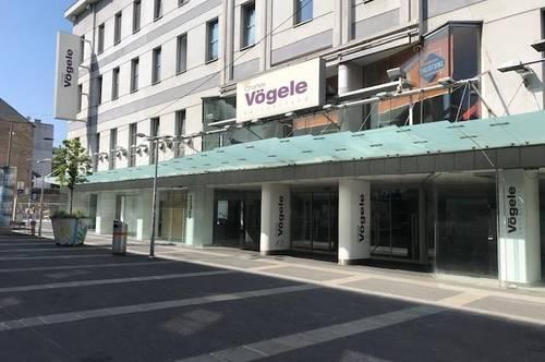 Geschäftslokal direkt in der Fußgängerzone