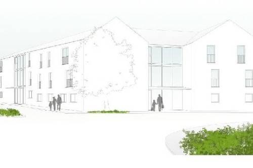Baugrundstück für Wohnanlage und abgelaufener Baubewilligung in 3572 St. Leonhard Am Hornerwald