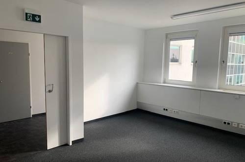 Gut aufgeteilte Neubau Bürofläche im Denzelhaus Nähe Naschmarkt zu mieten