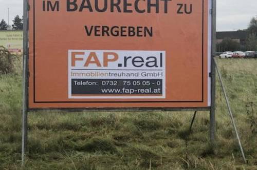 Baurechtsgrundstück in Asten / Nähe Abfahrt A1