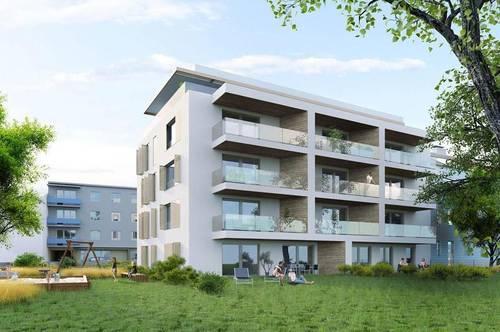 Mietwohnung mit Garten in Linz / Auberg