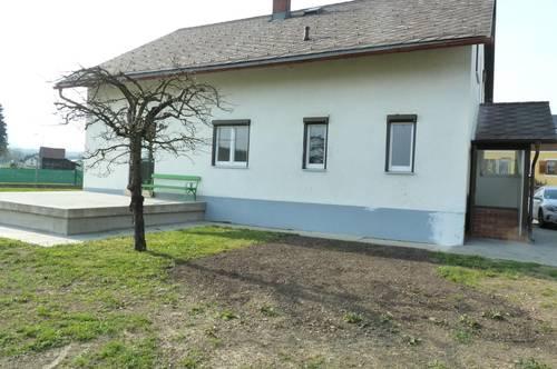 Einfamilienhaus mit Garten und Nebengebäude zu Mieten Graz-Umgebung/Mooskirchen