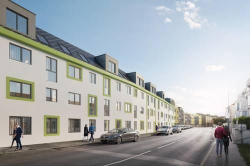Erstklassige 2 Zimmer-Wohnung mit hochwertiger Ausstattung zum Erstbezug