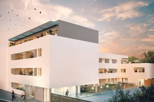 Wohnprojekt Wels-Neustadt - TOP Lage
