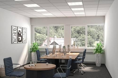 Kleinbüros in Linz / Hörsching ab 15,10m² zu mieten.
