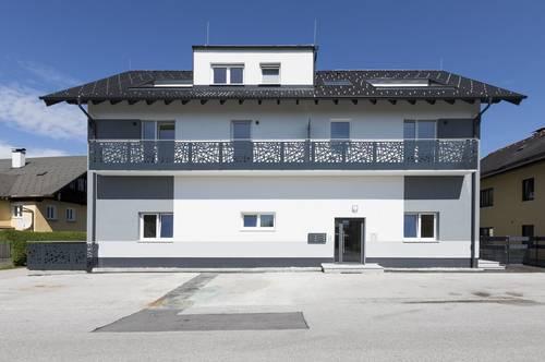 Straßwalchen City T3: Erstbezug! 2-Zimmer-Balkonwohnung!