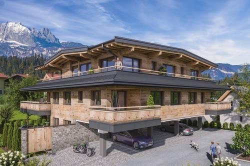 Gemütliche Neubauwohnung im Ortszentrum von St. Johann in Tirol