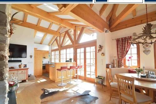 Traumhafte Penthouse Wohnung in sonniger und ruhiger Lage von Oberndorf in Tirol