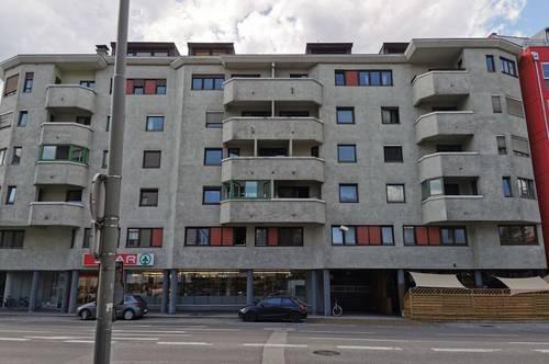 Garconniere mit Balkon in  Innsbrucker Zentrumslage   nahe Universität