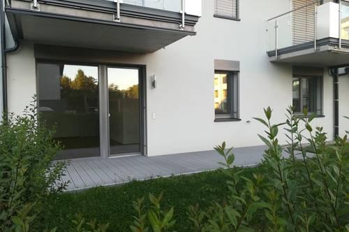 ERSTBEZUG: APOLLO RESIDENZ - Wohnen und Natur - Sonnige Gartenwohnung mit Terrasse