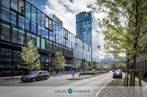 Ihr Standort am Salzburger Hauptbahnhof