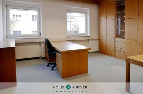 Büroetage mit idealer Raumaufteilung