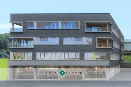 Repräsentativ und lichtdurchflutet - Büro in Neubauprojekt