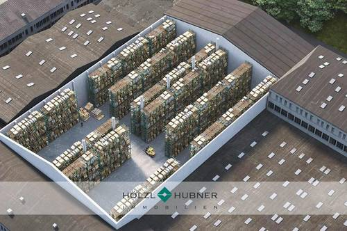 Hallenflächen im HANDELSZENTRUM BERGHEIM