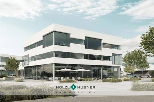 Flexible Halle in innovativem Nebau-Gewerbepark