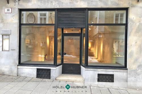 Geschäftslokal in top Altstadtlage