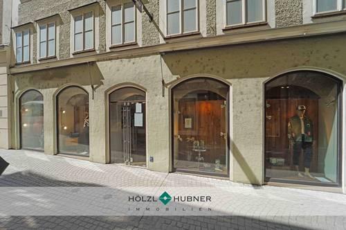 Großzügiges und modernes Geschäftslokal am Rudolfskai