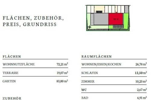 Neubau-Mietwohnung in Mieming