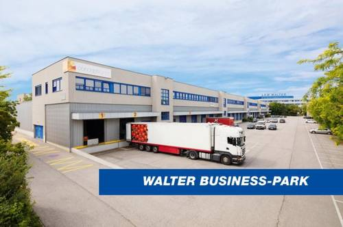 Büro & Lager mit direktem Autobahnanschluss, provisionsfrei - WALTER BUSINESS-PARK
