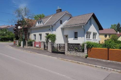 Bastlerherz gesucht - familienfreundliches Haus und Gartenglück!