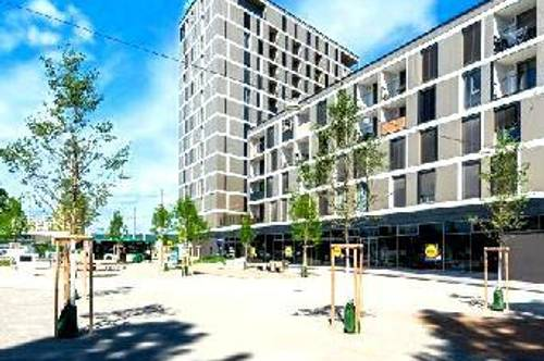 Schöne 48m² Wohnung in moderner Wohnanlage mit Küche & Tiefgaragenplatz!