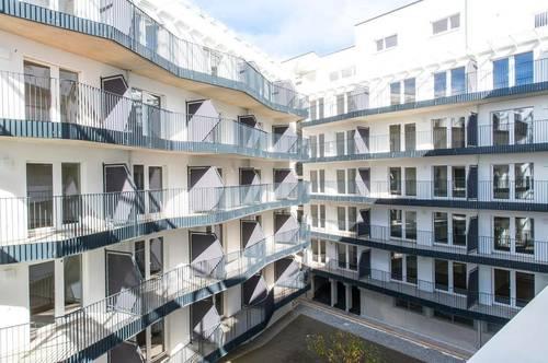 Moderne 43m² Neubauwohnung inkl. Küche, Balkon & TG-Platz | Nahe TU Inffeldgasse | ab sofort verfügbar!