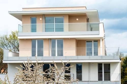 Hochwertig wohnen mit Stadtflair | Lichterfüllter 89m² Erstbezug mit sonnigem Balkon - ab sofort bezugsfertig!