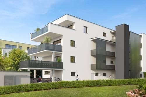 Vorsorgen mit WOHNSINN - 44m² ERSTBEZUG mit Eigengarten & Sonnenterrasse - Kauf direkt vom Bauträger!