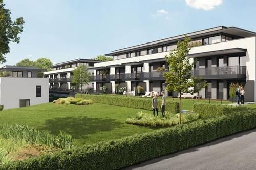 Lebensart - Traumhafte Maisonette in Premiumlage - St. Peter - Fertigstellung im Sommer 2022