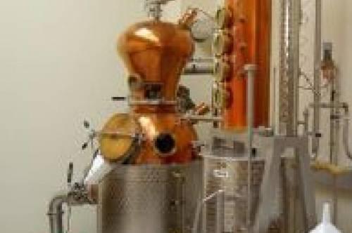 Sehr gut etablierte Destillerie