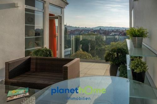 Elegante Maisonettewohnung über den Dächern von Graz