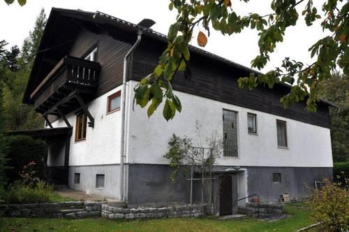 Einfamilienhaus über den Dächern Muraus!