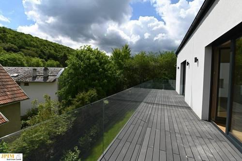 Erstbezug, exklusive Doppelhaushälfte, Ruheoase in Mauerbach