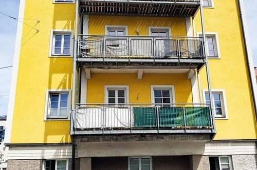 Geschmackvolle 3 Zimmer-Wohnung zentrale Stadtlage Mülln